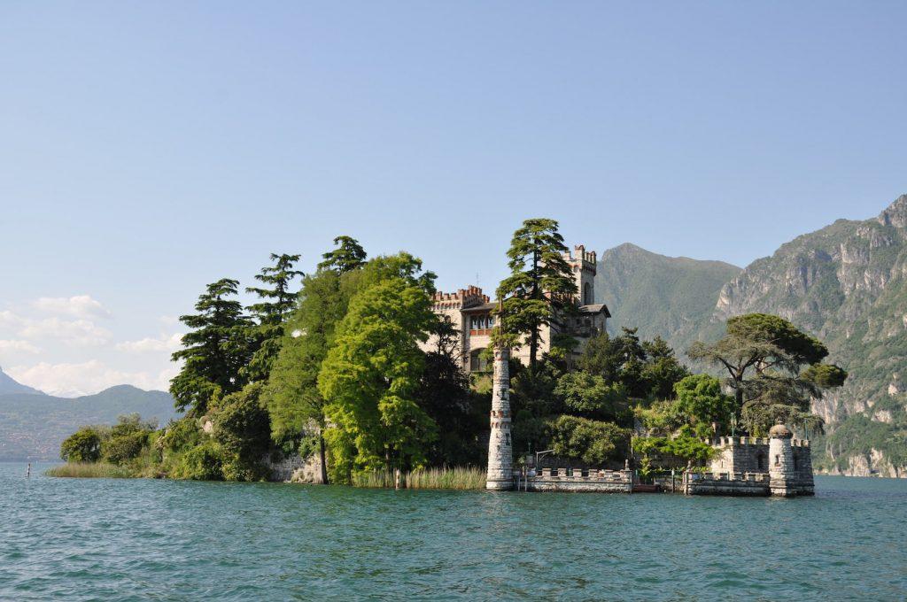 isola di Loreto monte isola