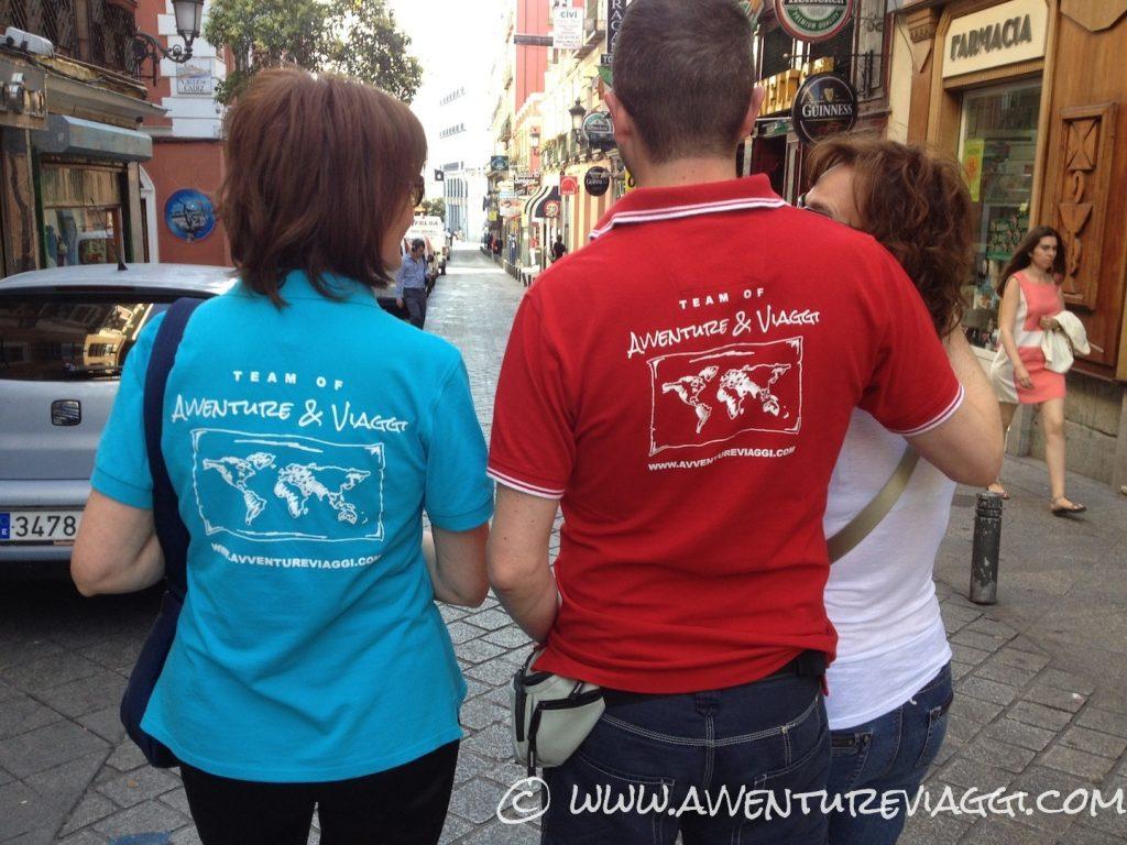 A&V visit Madrid