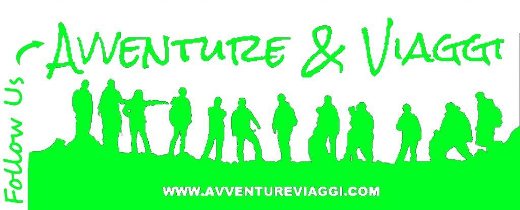 Avventure&Viaggi Stickers Green