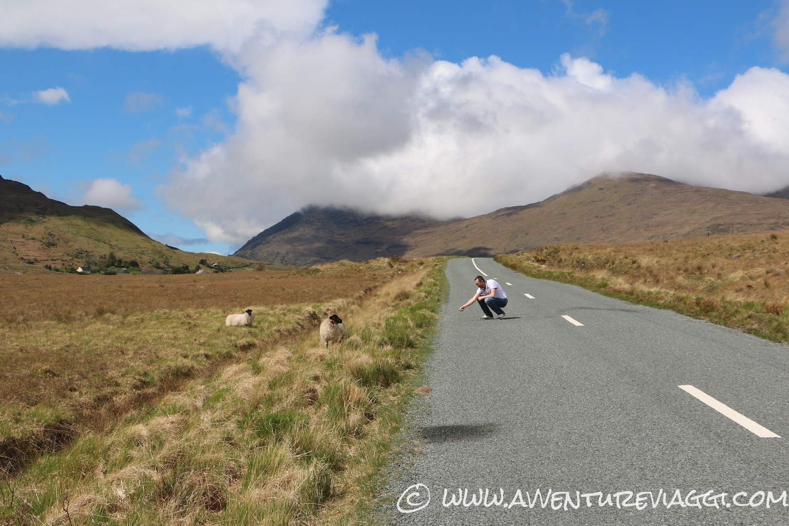 Irlanda, terra di smeraldo