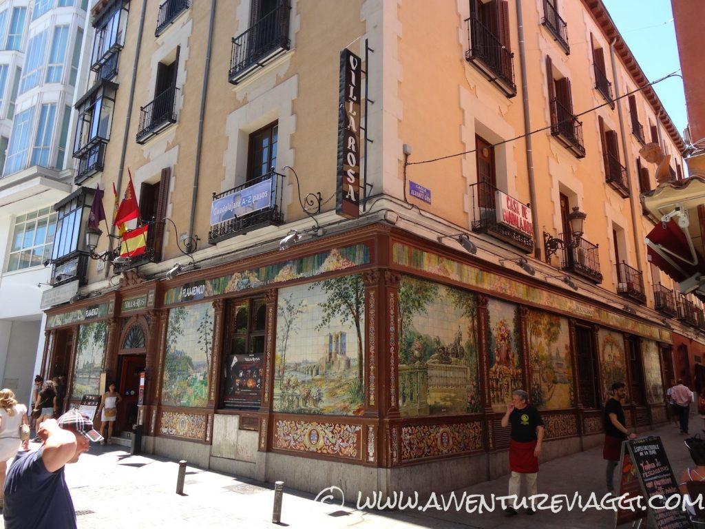 Calle de Almarez Madrid