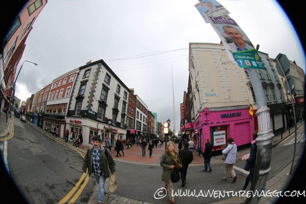 Dublino Fish Eye A&V
