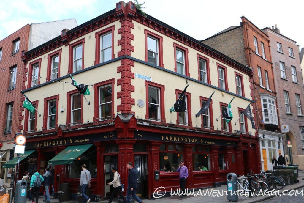 Dublino pub A&V