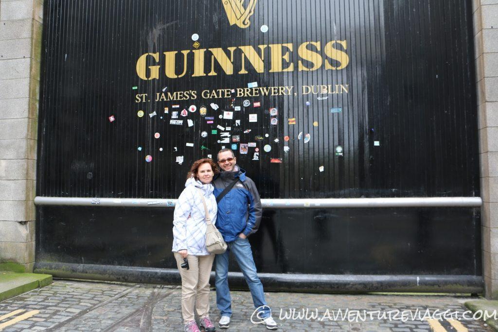 Guinnes Factory Dublino A&V