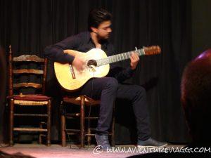 assolo musicista flamenco