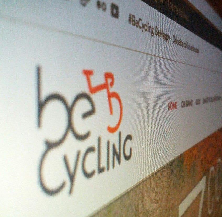 be cycling logo