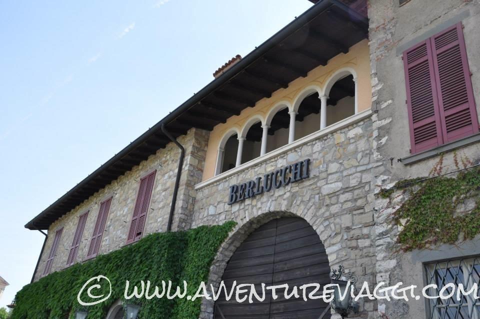 castello lana cantine berlucchi guido
