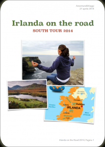 itinerario irlanda on the road A&V