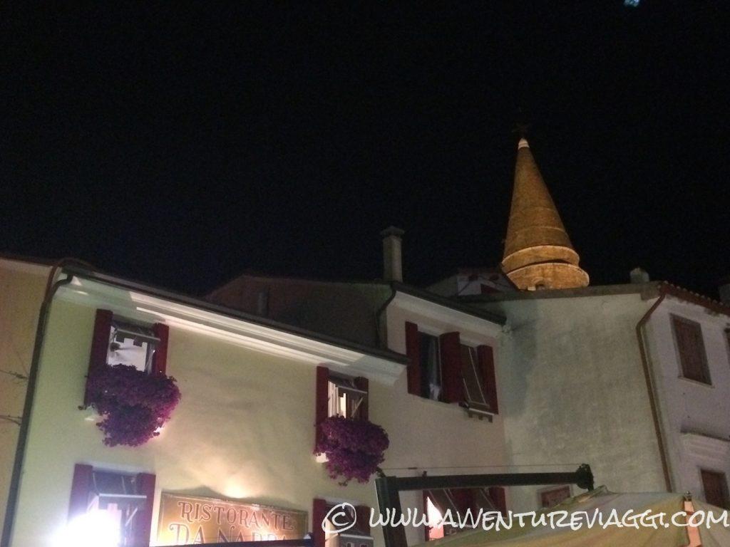 Càorle by night