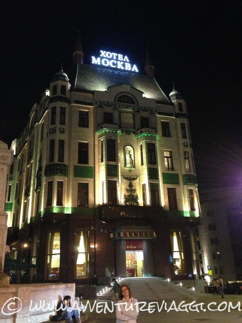 Tour dei balcani l 39 epilogo avventure viaggi for Hotel belgrado