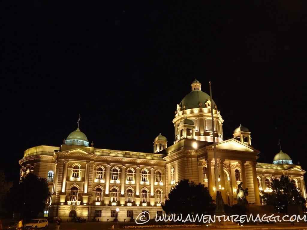 Parlamento Belgrado