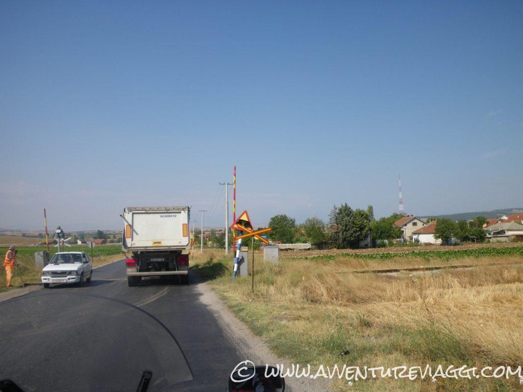 passaggio a livello Macedonia