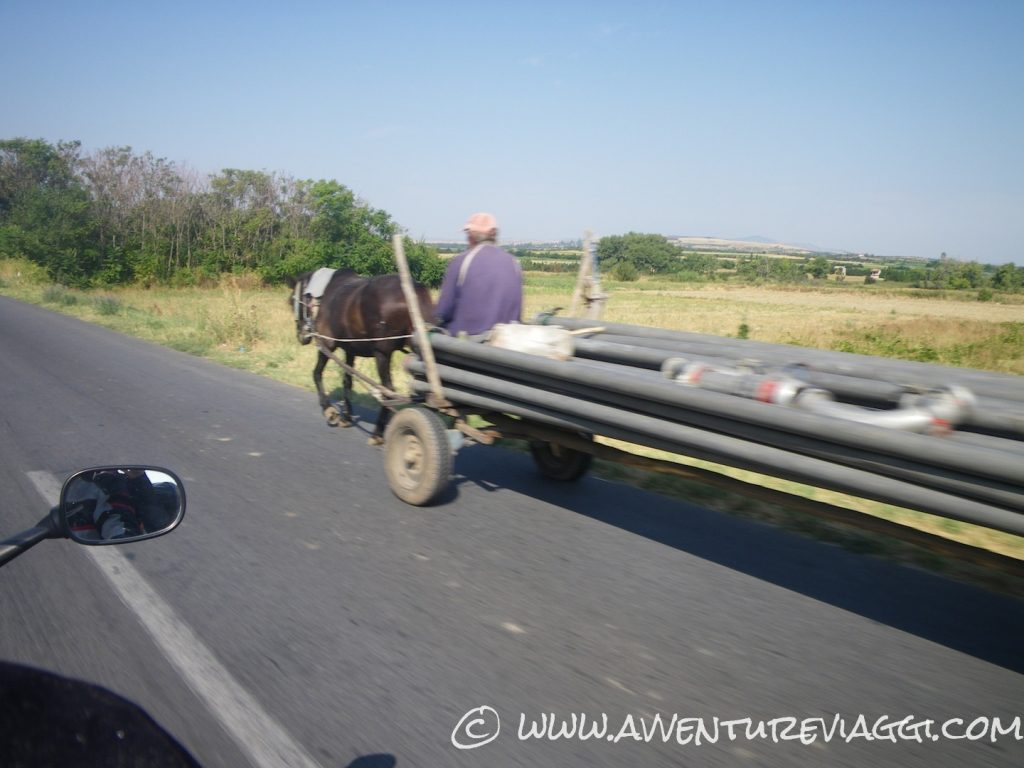 trasporto merci a strumica