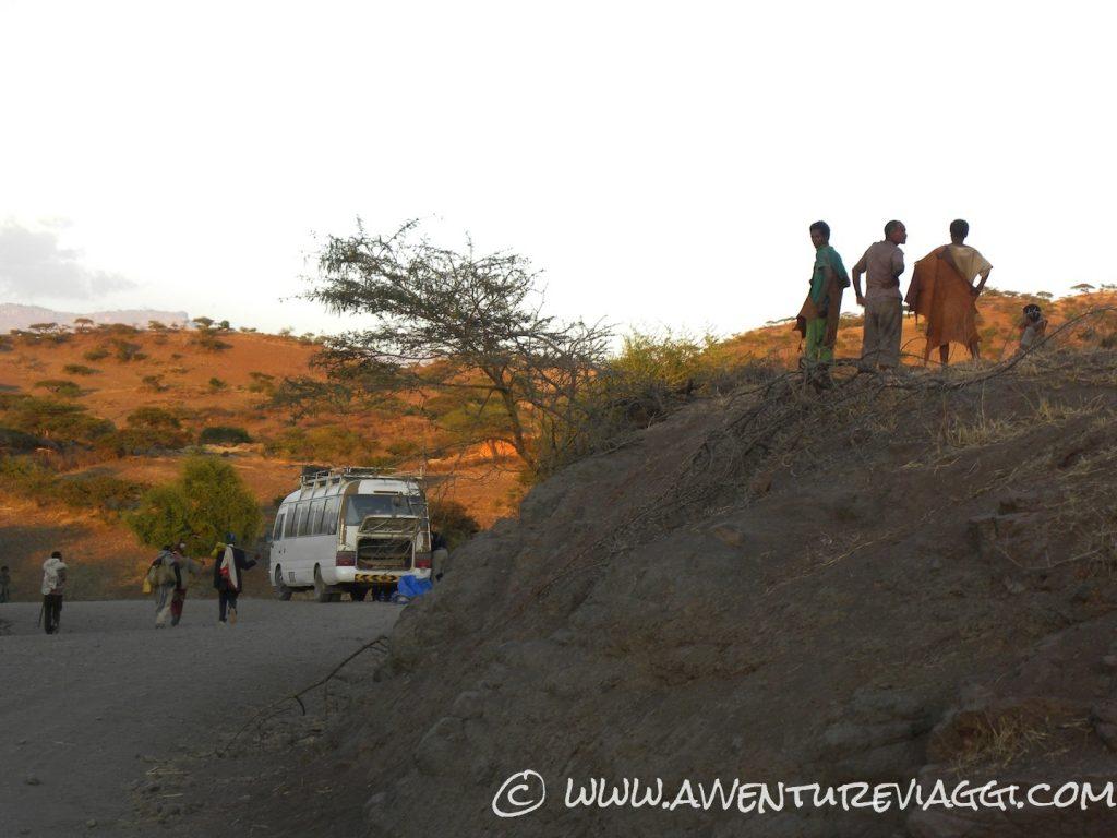 Bus etiopia