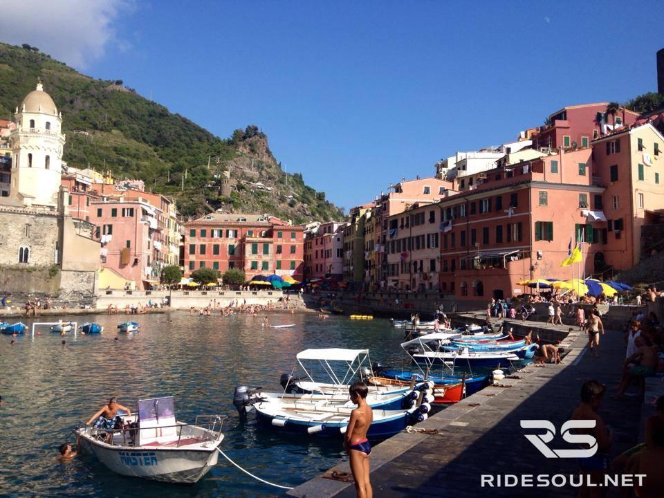 Liguria fammistrada