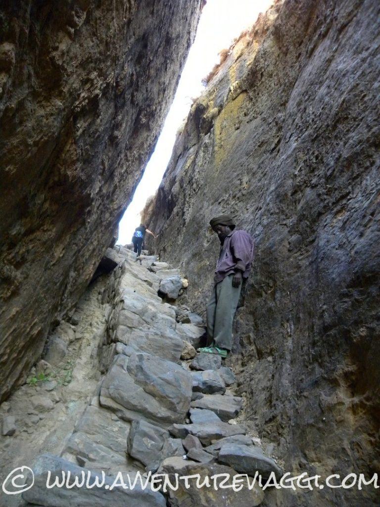 trekking impossibile etiopia