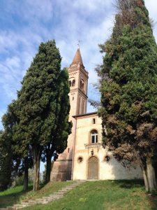 Terre del Grappa santuario della Madonna del monte