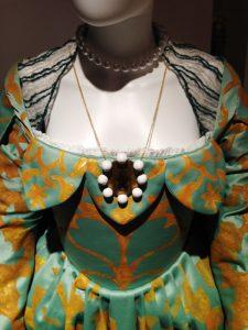 L'incanto delle vesti a Villa Marini Rubelli