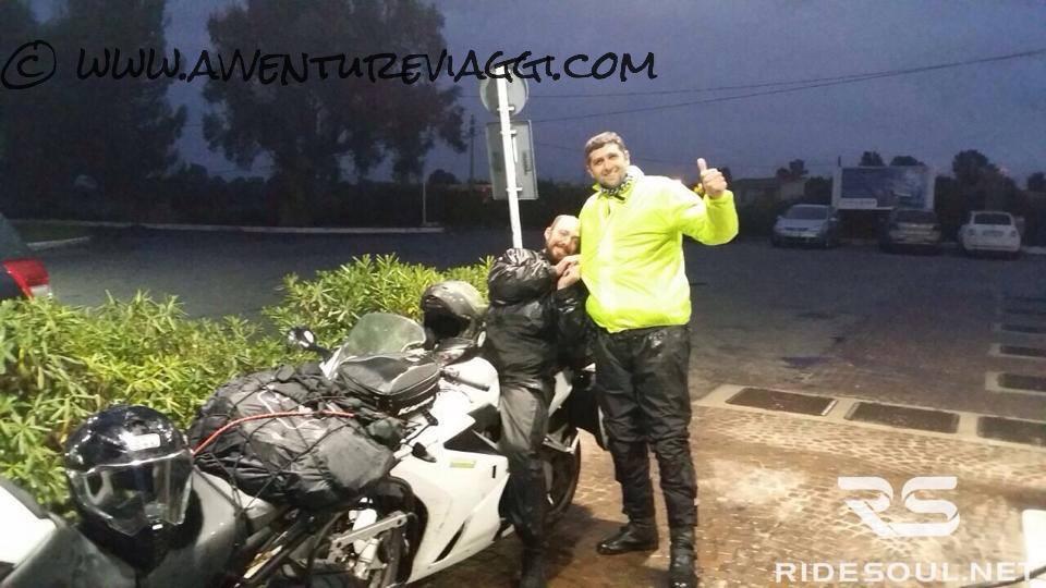 Vincenzo e #fammistrada