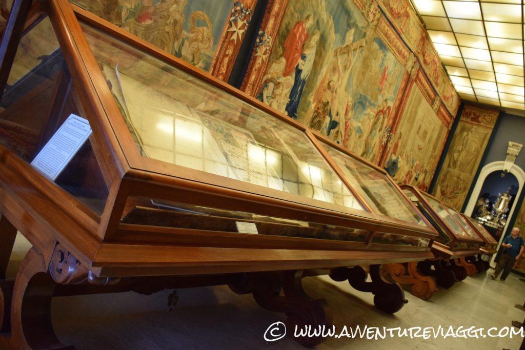 Arazzi Cattedrale San Giovanni Malta