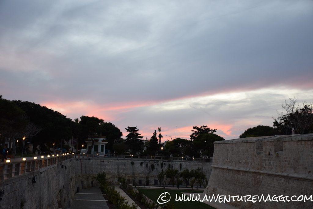 Mdina tramonto