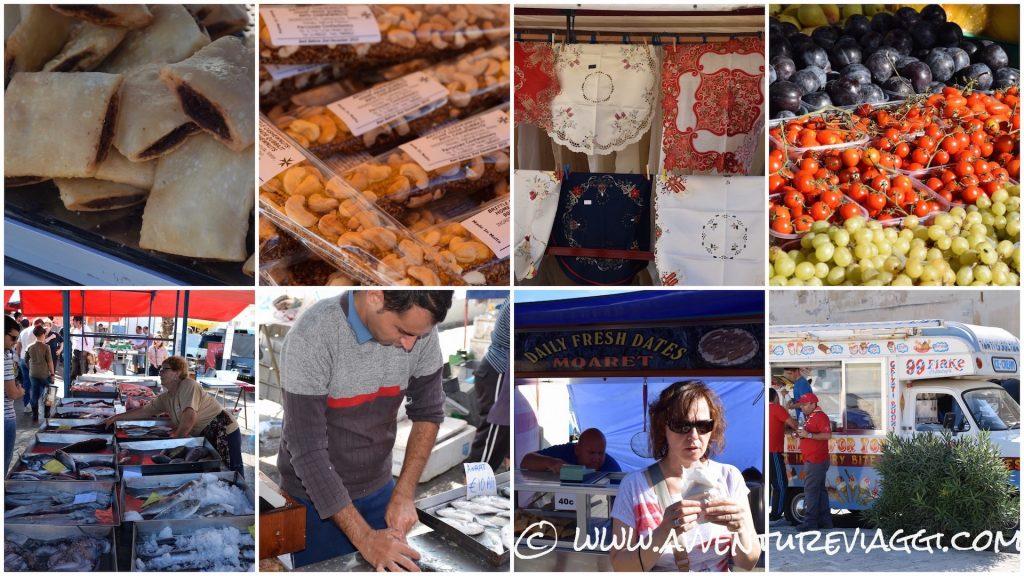 Mercato di Marsaxlokk