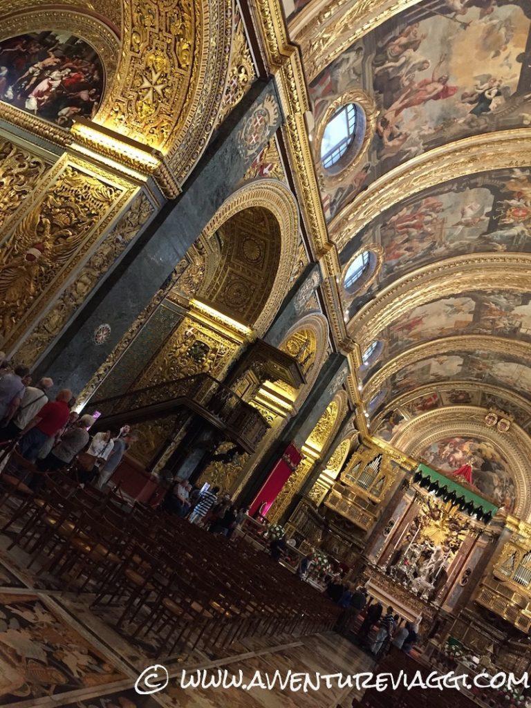 cattedrale san giovanni battista a malta