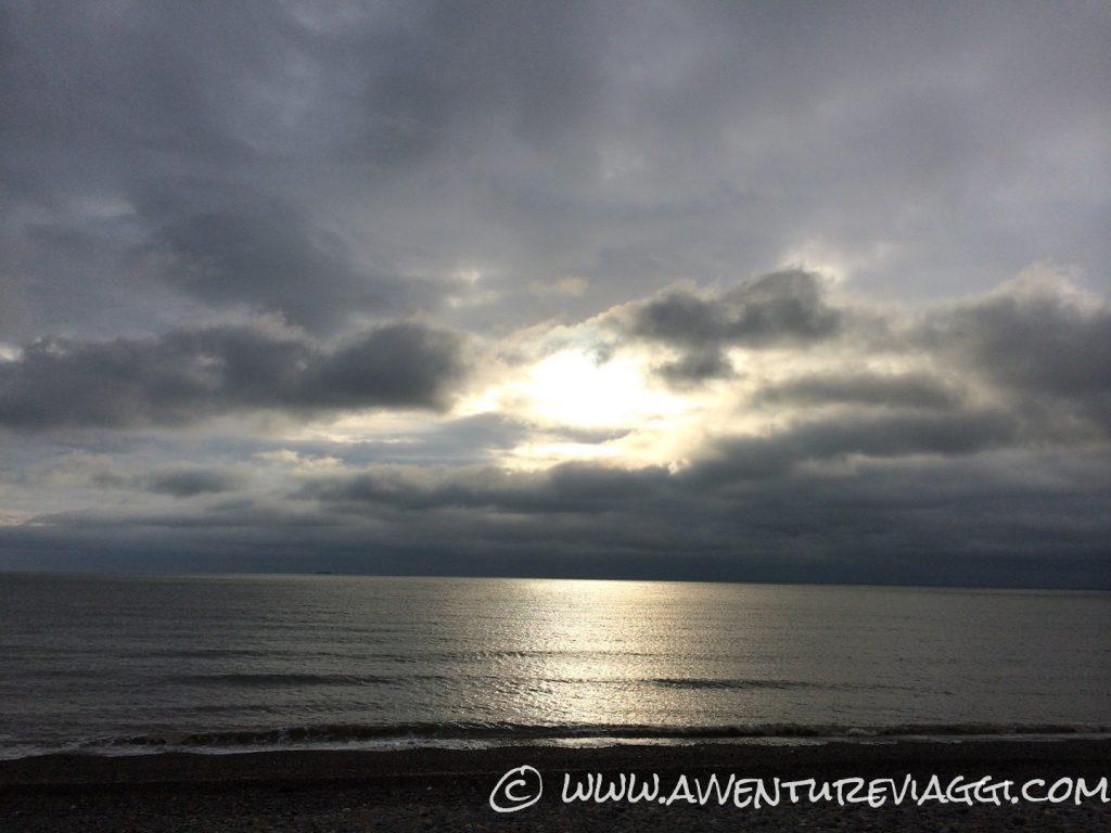 tramonto irlandese