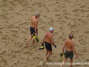 impavidi nuotatori Biarritz