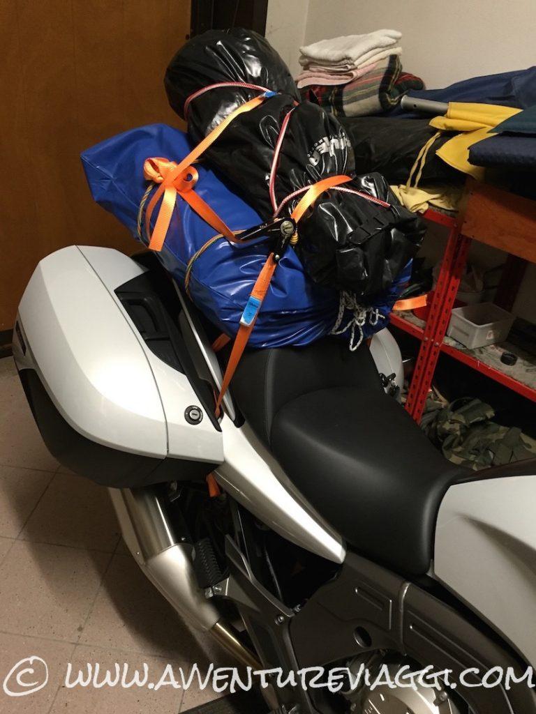 carico bagagli k1600gt