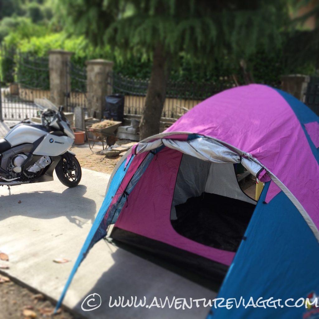 tenda A&V