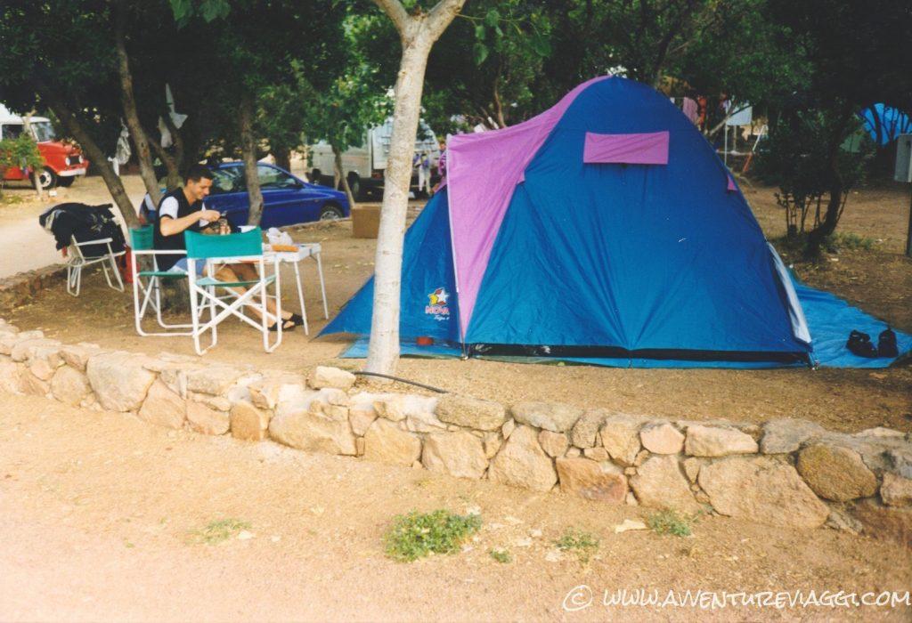 tenda corsica