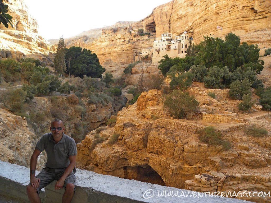 Gerico Canyon Wadi Qelt
