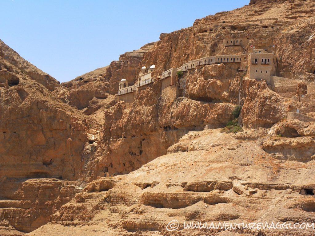 Gerico monastero di quarantul
