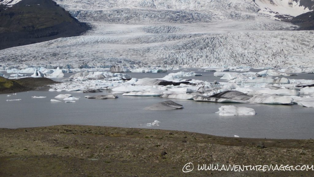 laguna degli iceberg Islanda