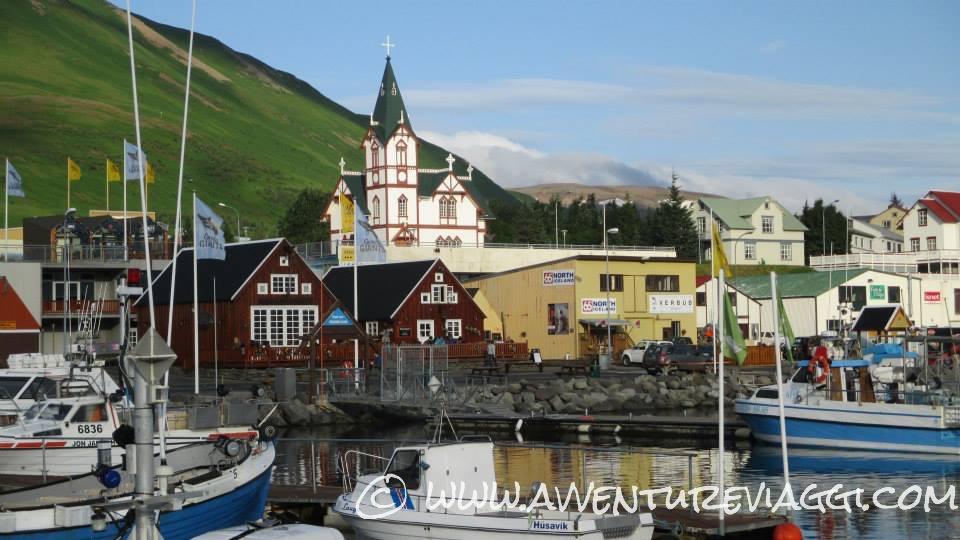 paesino dio pescatori in islanda