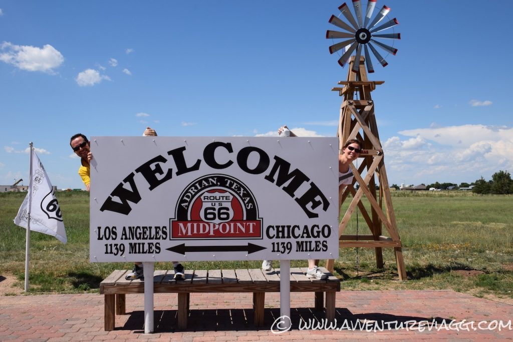 Midpoint Route66
