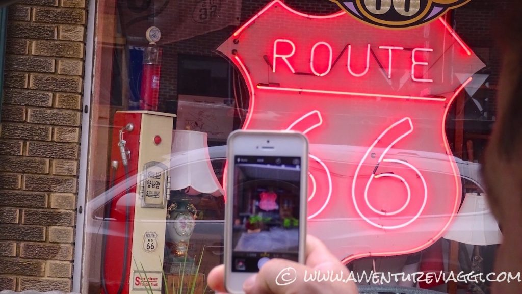 Route66 picture-in-picture