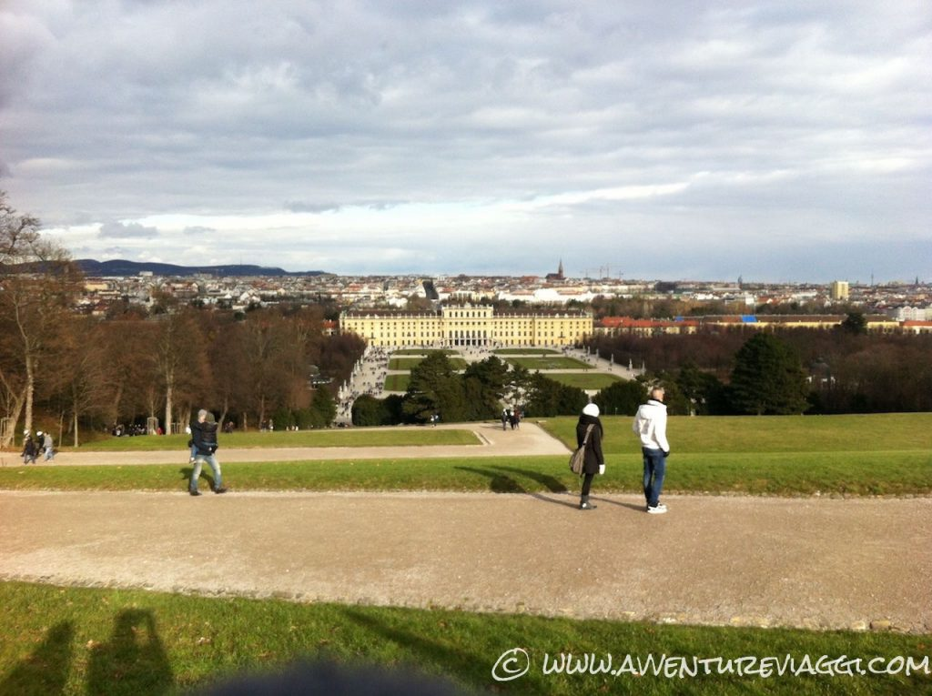 schoenbrunn Vienna