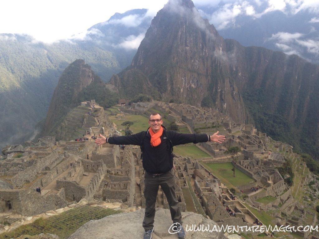 Machu Picchu Alberto