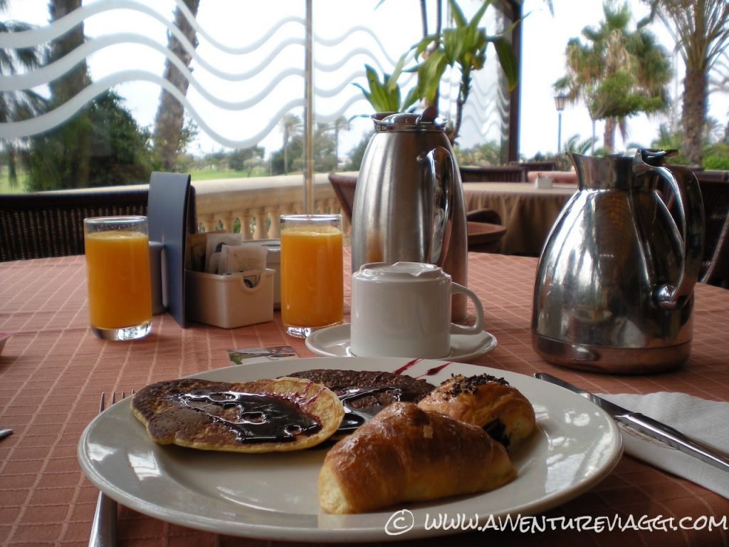 breakfast vital hotel