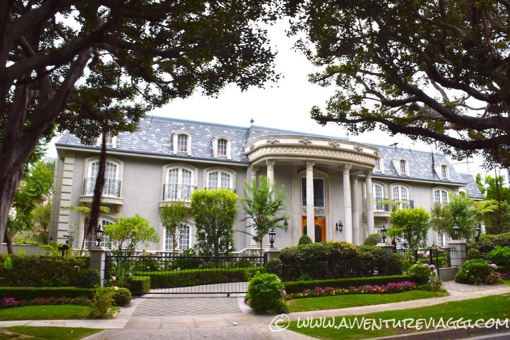 casa vitoriana a Beverly hills