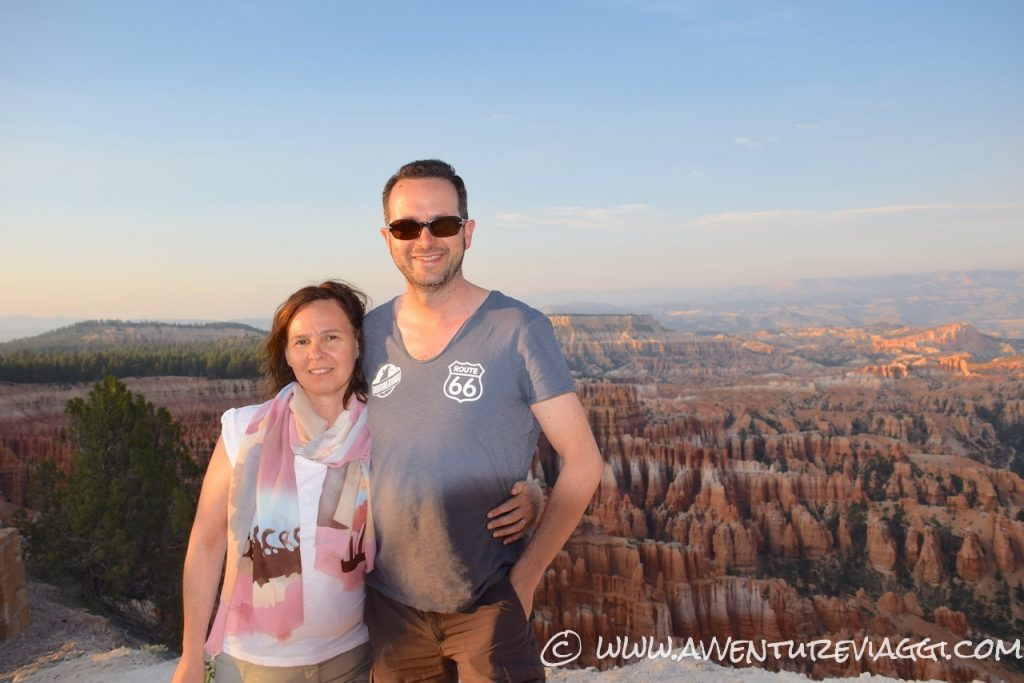 love in the bryce canyon
