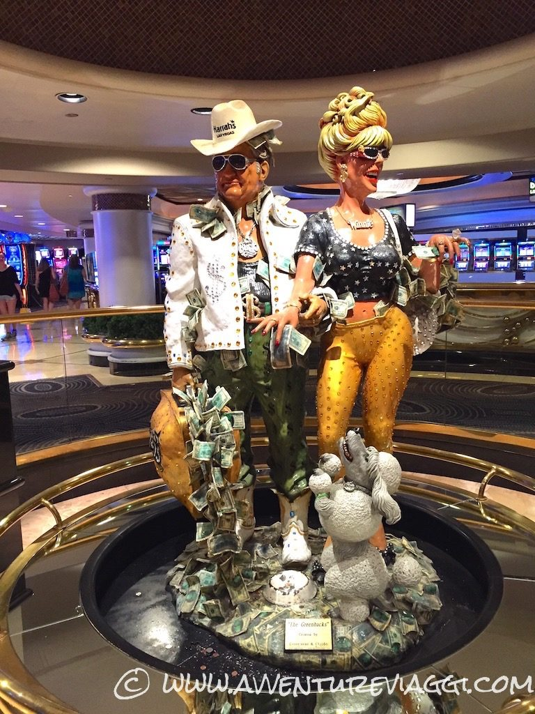 mascotte Las Vegas