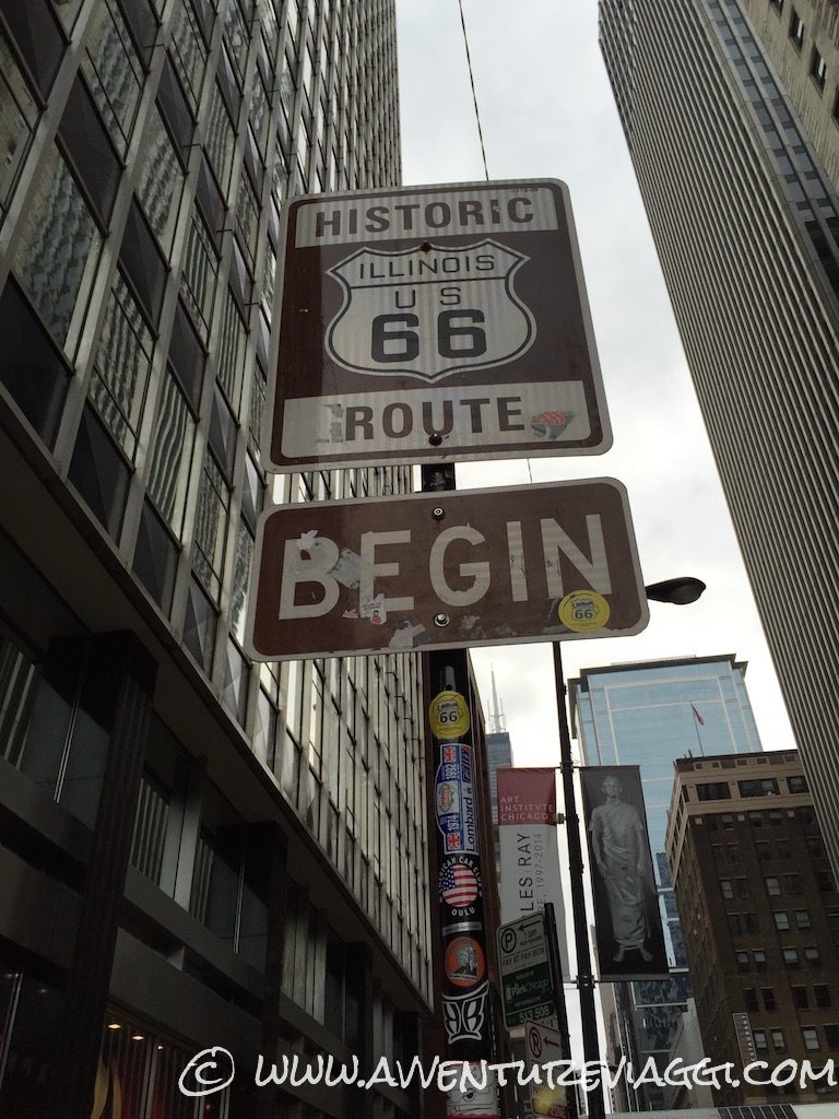 route66 the begin