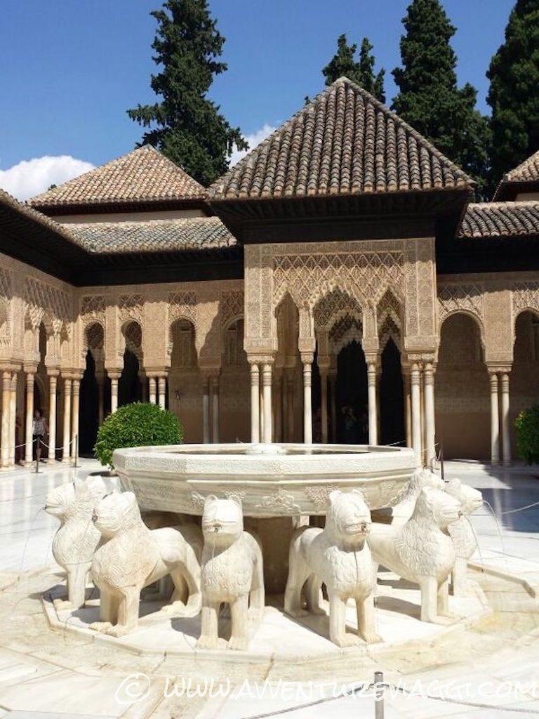 spagna alhambra