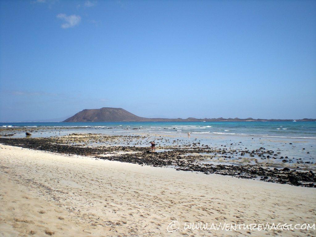spiaggia Coralejo