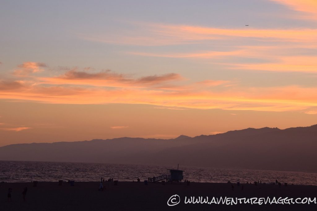 sunset santa monica