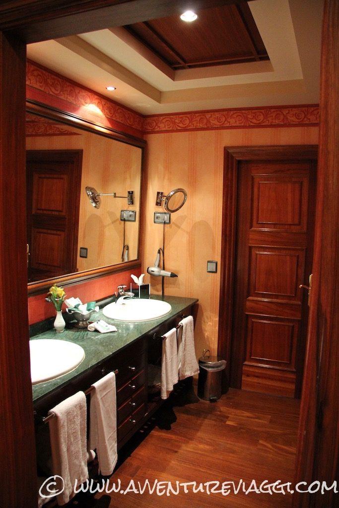vital hotel bagno in camera