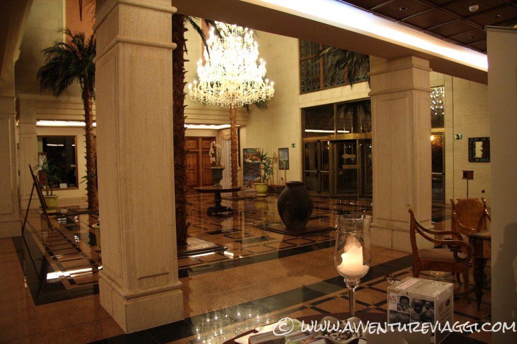 vital hotel hall